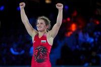 Биляна Дудова излезе начело в световната ранглиста