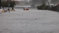 Мощна буря се разрази в Северна Калифорния