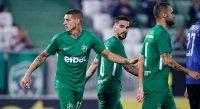 Лудогорец победи Царско село с 4 гола след почивката