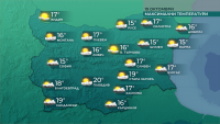 Затопляне и повече слънчеви часове днес