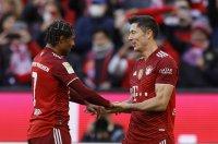 Байерн Мюнхен не срещна затруднения срещу Хофенхайм