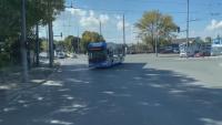 Автобуси изцяло на ток тръгват в градския транспорт на Бургас