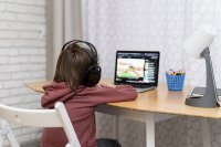 Отново онлайн училище: Родителски неволи