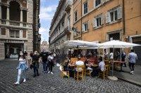 Въздушно такси от летище Фиумичино до центъра на Рим