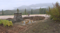 Две са българските военни гробища край Кавадарци в РСМ