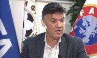 Борислав Михайлов е склонен да работи с Димитър Бербатов
