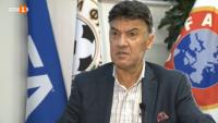 Боби Михайлов предупреди Стойчо Младенов да не напада ръководството на БФС