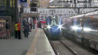 Екологична жп линия свързва Лондон и Единбург