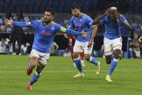 Наполи с първа победа в Лига Европа
