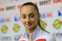Боряна Калейн спечели златото в многобоя на Световната купа в Румъния