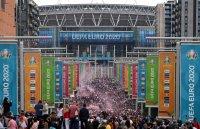 Англия отнесе солидно наказание за сблъсъците от финала на Евро 2020