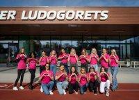Дамите на Лудогорец стартират кампания в подкрепя на борбата с рака на гърдата