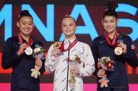 Гимнастичката Мелникова донесе злато за Русия след 11-годишно чакане
