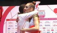 Съчетанията на Боряна Калейн и Воложанина, финали на топка и обръч (ВИДЕО)