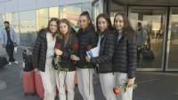 Златните момичета се завърнаха от Япония: Няма място за отчаяние