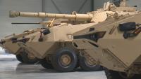 Ново поколение оръжеен купол може да бъде интегриран в машините на пехотата