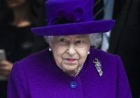 Елизабет II няма да присъства на конференцията на ООН за климата