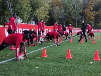 ЦСКА започна подготовка за мача с Арда, Кери тренира индивидуално