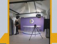 Съвременно училище: 3D-принтер, дрон и ТВ-студио за децата от 134-о СУ в София