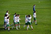 Националният тим за девойки до 19 г. се класира за втората фаза на Евро 2022