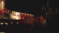 """Изтеглиха кораба """"Вера Су"""" от плитчината край Камен бряг (ВИДЕО)"""