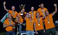 Холандци спечелиха Световното първенство по риболов в Пловдив