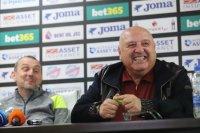 Венци Стефанов: Пирин е страхотен отбор с некадърен треньор