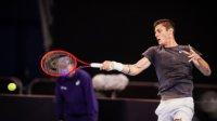 Лазаров също загуби в първия кръг на основната схема в Лима