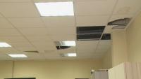 Теч застрашава скъпа апаратура в сградата на БАН в Пловдив