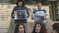Жители на Сухиндол протестират пред съда във Велико Търново