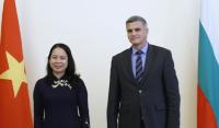 Стефан Янев и вицепрезидентът на Виетнам обсъдиха търговските връзки между двете страни