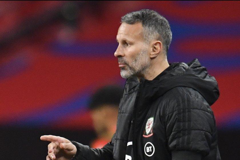 гигс води уелс следващите три мача