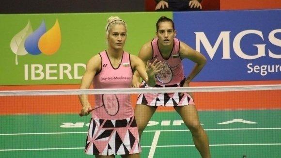 Сестри Стоеви спечелиха титлата в Саарбрюкен
