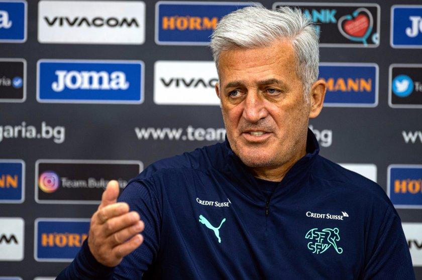 Петкович: Важно е да сме на 100% концентрирани срещу България