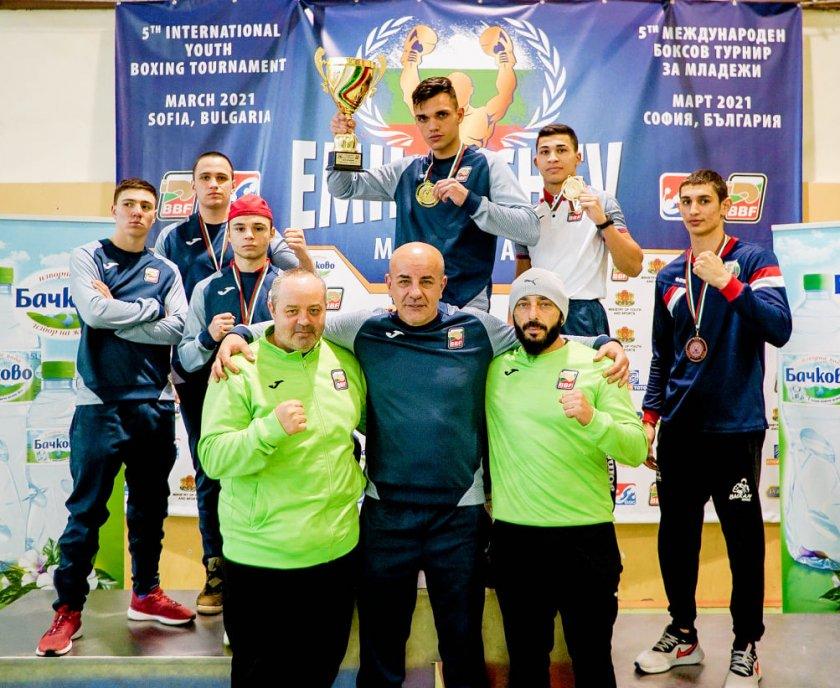 българските боксьори научиха жребия световното младежи