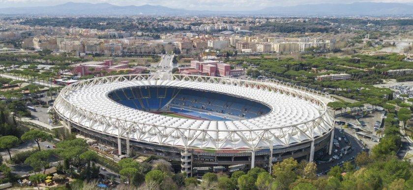 УЕФА потвърди Рим за домакин на Евро 2020