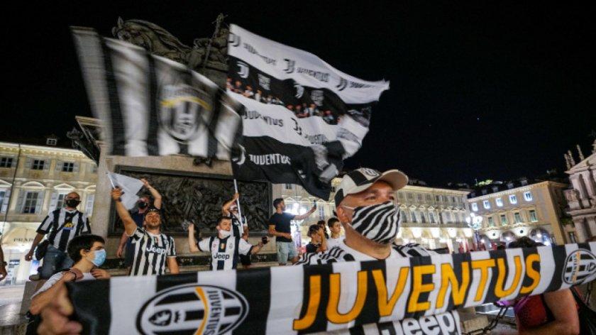 ювентус девета поредна титла италия