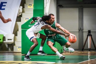 Балкан отпадна от баскетболната Шампионска лига