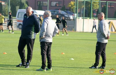 Ферарио Спасов вече не е треньор на Ботев (Пловдив)