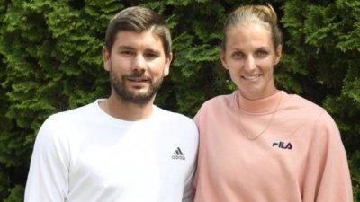 Каролина Плишкова обяви раздялата си с Дани Валверду