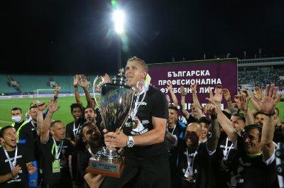 Крушарски: Локомотив (Пд) ще продължи да играе хубав футбол и без Акрапович