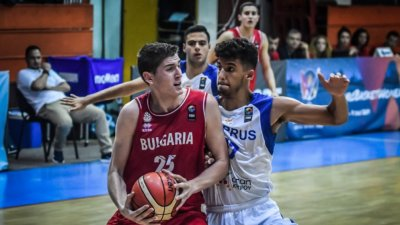 Талант на Реал (М) повикан в мъжкия национален отбор по баскетбол