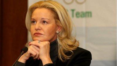 Стефка Костадинова с послание към всички спортисти