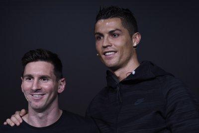 Меси призна, че се възхищава на Роналдо