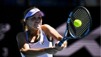 Кенин бе детронирана на Australian Open, Барти продължава напред