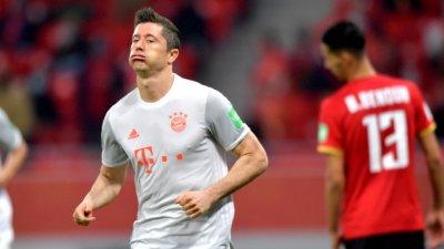 Левандовски изпрати Байерн на финала на Световното клубно първенство
