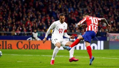 Атлетико (Мадрид) с нова победа и поредна крачка към титлата