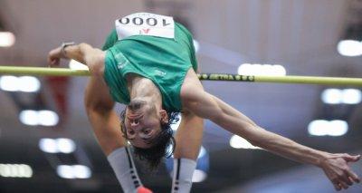 Тихомир Иванов с осма поредна титла в скока на височина на Националния шампионат