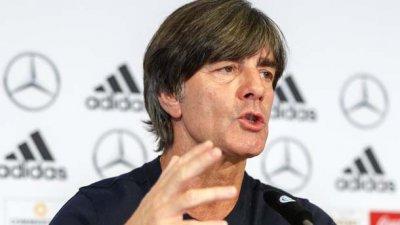"""Льов остава начело на """"Бундестима"""" и при провал на Евро 2020"""