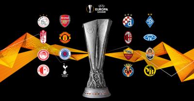 Манчестър Юнайтед - Милан в 1/8 финалите на Лига Европа!